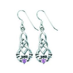 96096387bf2fd CE4021 STERLING SILVER EARRING WITH STONE – BLAKE SLC